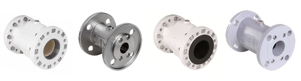 Pinch Valves – with ANSI Flange and DIN Flange Options
