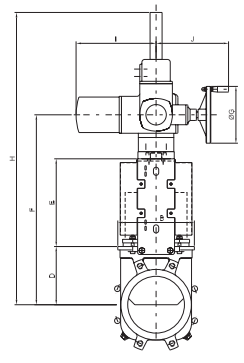 Electric Actuator Type C