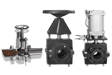 Mechanical Pinch Valves